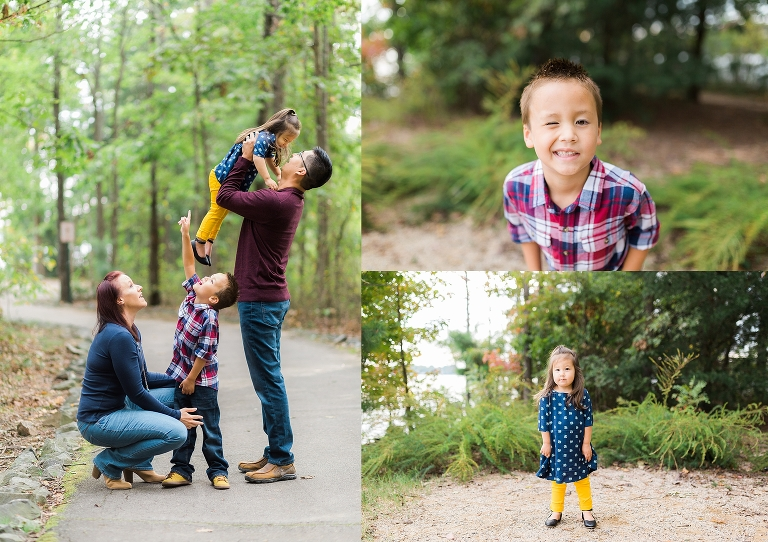 Jetton park family photography