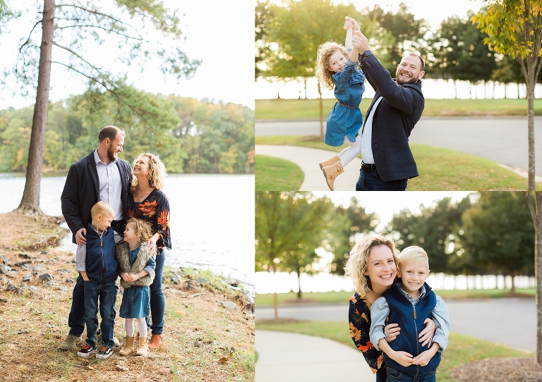 Lake Norman Family photography