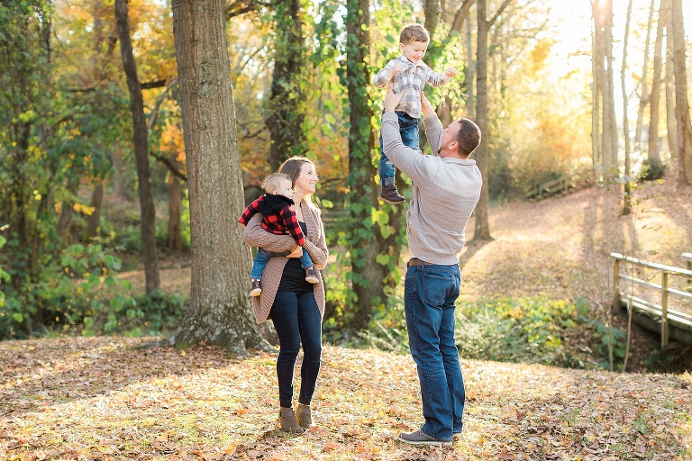 Mooresville family mini sessions